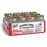 Jarden #61000 Ball 12 pack Pint Mason Jar