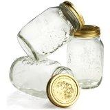 Bormioli Rocco Quattro Stagioni 3 Piece Canning Jar Set