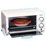 Haier RTR1200 4-Slice Toaster Oven/Broiler