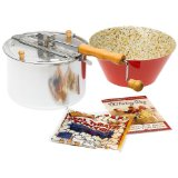 Whirley-Pop Popcorn Popper Kits