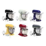 KitchenAid KSM150PS Artisan 5-Quart Stand Mixers