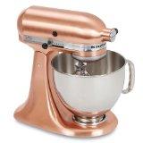 KitchenAid KSM152P Artisan Custom Metallic Series 5-Quart Mixer