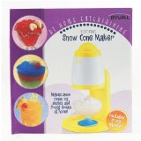 Rival IS575-YL Electric Ice Shaver / Snow Cone Maker