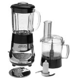 Cuisinart BFP-703CH SmartPower Duet Blender/Food Processor, Chrome