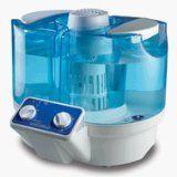 Enviracaire EWM-300 2.7 Gallon Germ-Free Warm Mist Air Humidifier