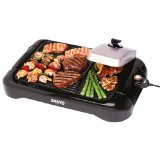 Sanyo HPS-SG4 Extra-Large Indoor Barbecue Grill and Griddle