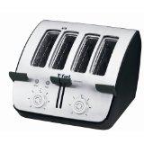 T-Fal TT7461002 Avante Deluxe 4-Slice Toaster