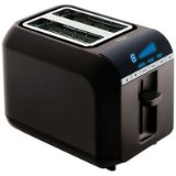 T-Fal TT6604002 2-Slice Digital Toaster