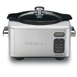 Cuisinart PSC-400  4 Quart Programmable Slow Cooker
