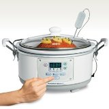 Hamilton Beach 33956 Stay-or-Go 5-Quart Slow Cooker
