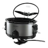 Hamilton Beach 33165C Stay or Go Plus Slow Cooker