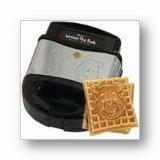 VillaWare V5555-15 Disney Waffle Maker Pooh and Tigger Waffler