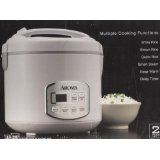 Aroma ARC-1000 Professional Rice Cooker/Food Steamer
