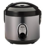 Aroma ARC-914SBB 4-Cup Cool-Touch Stainless Steel  Rice Cooker
