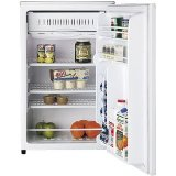 GE Spacemaker Compact Refrigerator GMR04BANWW