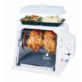 Ronco ST4000WHGEN Showtime Standard Rotisserie & Barbeque Oven