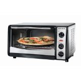 Euro-Pro TO251 Convection 6-Slice Toaster Oven with Pizza Pan