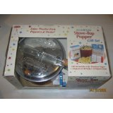 Red Stove-top popper Gift Set