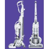 Dyson Limited Edition DC25 Blueprint Upright Vacuum
