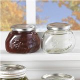 Leifheit 1-Cup Jam Making Jars