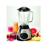 Aroma ABD530G Stainless Steel Blender with Glass Jar