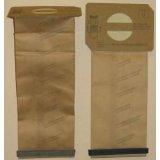 Electrolux Upright Vacuum Bags Style U Microfiltration with Closure