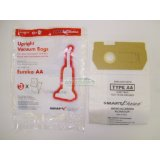 Smart Choice by Electrolux Eureka Vacuum Cleaner Bags Type AA