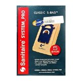 Sanitaire SP200 Style S Vacuum Cleaner Bags