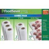 FoodSaver Bags Combo Pack