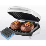Applica/Black & Decker GR10WSP1 George Foreman Champ Grill With Sponge