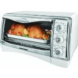 Black & Decker CTO4300W Perfect Broil Countertop Oven