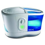 Vicks 1.2 Gallon Cool Mist Humidifier V3500N