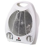 Optimus H-1321 Portable 2-Speed Fan Heater with Thermostat