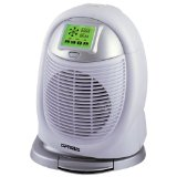 Optimus H-1410 Portable Digital Oscillating Fan Heater
