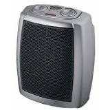 DeLonghi DCH1030 Ceramic Heater with Adjustable Thermostat