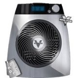 Vornado EH1-0041-44 iControl Digital Vortex Full-Room Heater with Remote Control