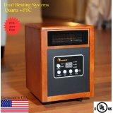 Dr Heater Quartz + PTC Infrared Portable Space Heater