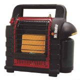 Mr Heater MRHF273400 Buddy Portable LP Gas Heater
