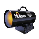 Mr. Heater 55,000-BTU MH55FAV Propane Forced Heater