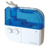 SPT SU-4010 Ultrasonic Dual-Mist Warm/Cool Humidifier with Ion Exchange Filter