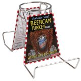 Bayou Classic 0994-PDQ Beercan TurkCAN Rack