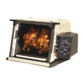 Ronco ST3001 Showtime Compact Rotisserie and Barbeque Oven