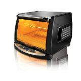 Black & Decker FC350 InfraWave Speed-Cooking Countertop Oven with Rotisserie