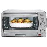 Oster TSSTTVSKBT 6-Slice Large Capacity Toaster Oven