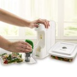 Foodsaver FSMSSY0211 Mealsaver Compact Vacuum Packaging Sealing System