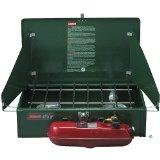 Coleman 3000000789 Two-Burner Classic Liquid Fuel Stove