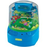 Sesame Street Model SH100 Humidifier