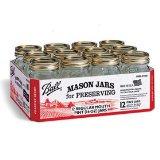 Jarden #61000 Ball 12 pack Pint Mason Jar