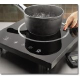 Magneflux Model 03003 Portable Induction Cooktop Burner 1800 Watt