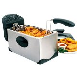 Maxi-Matic EDF-3500 Elite Gourmet 3-1/2-Quart Deep Fryer